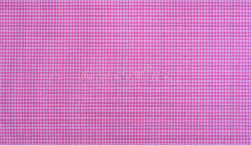 Fondo rosa di struttura del modello del percalle del mattone refrattario fotografia stock libera da diritti
