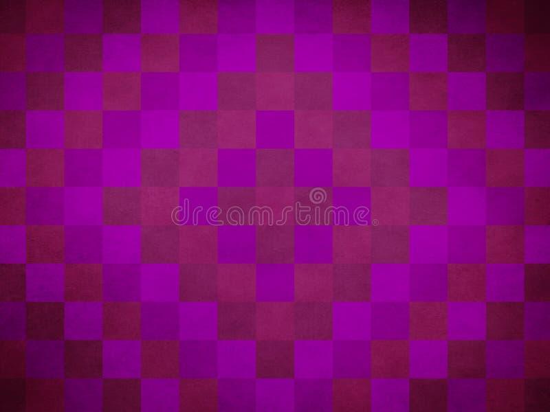 Fondo rosa luminoso del modello della trapunta che è perfetto per lo scorrevole fotografie stock libere da diritti