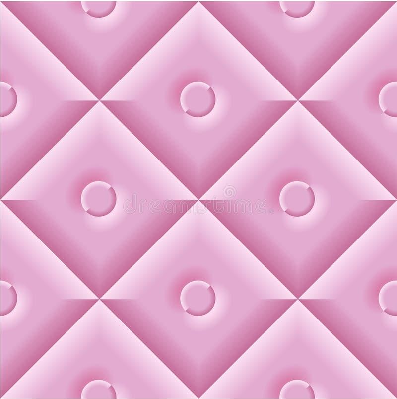 Fondo rosa riempito royalty illustrazione gratis