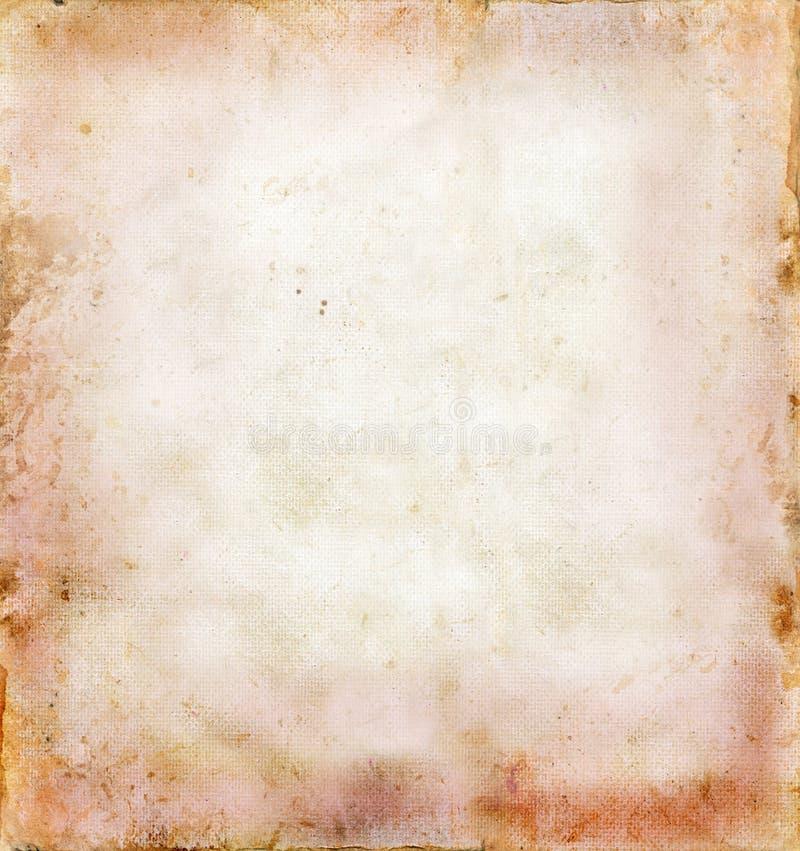 Fondo rosado de Grunge ilustración del vector