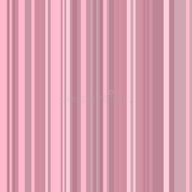 Fondo rosado de la raya foto de archivo