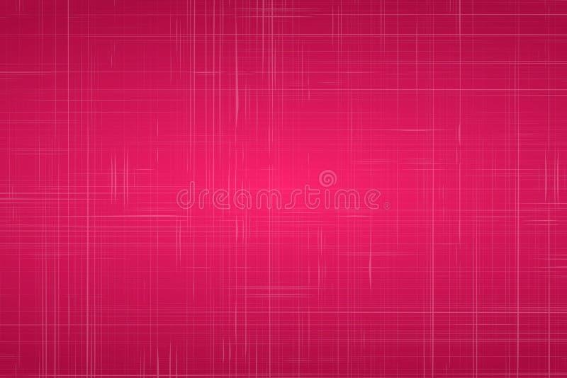 Fondo rosado de la textura del paño Ejemplo del vector para su diseño natural fresco ilustración del vector