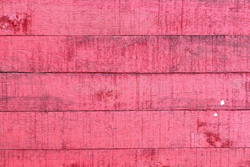 Fondo rosado de madera del vintage fotografía de archivo libre de regalías
