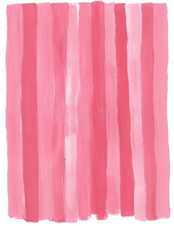 Fondo rosado del aguazo imagenes de archivo