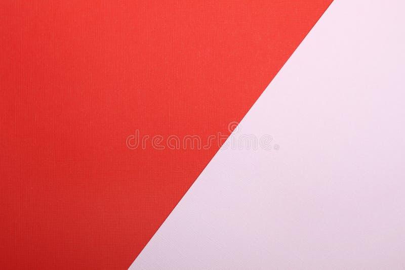 Fondo rosado rojo fotos de archivo