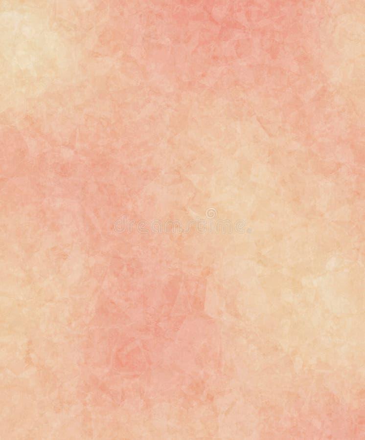 Fondo rosado suave blando. ilustración del vector