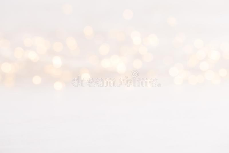 Fondo rosso del bokeh del cuore, cartolina d'auguri di giorno di S. Valentino fotografia stock libera da diritti