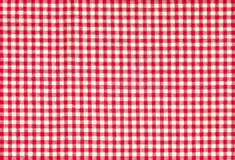 Fondo rosso di struttura del modello del percalle del mattone refrattario fotografia stock