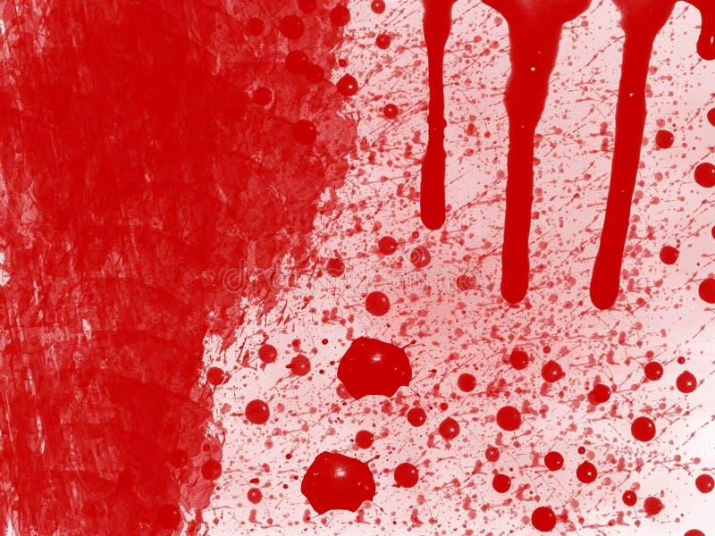Fondo sangriento libre illustration