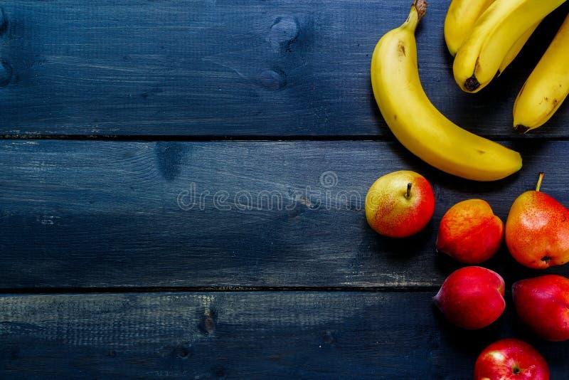 Fondo sano di cibo fotografia stock libera da diritti
