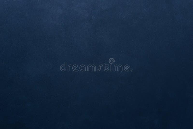 Fondo scuro dei blu navy di lerciume dell'estratto fotografia stock