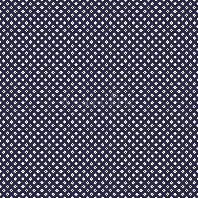 Fondo senza cuciture con i piccoli punti, vec astratto geometrico di griglia illustrazione vettoriale