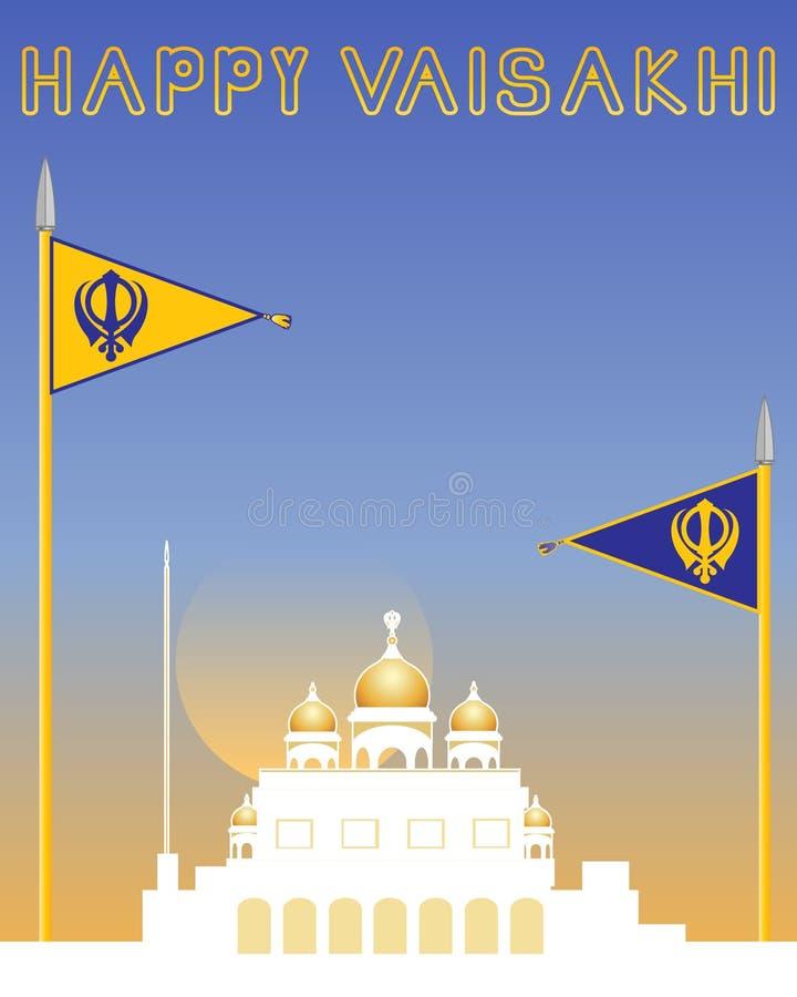 Fondo sikh libre illustration