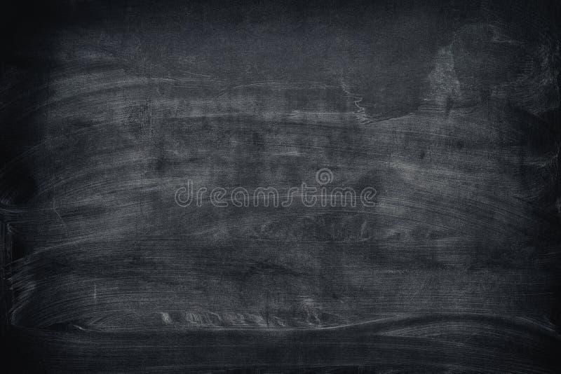 Fondo sporco nero della lavagna immagini stock