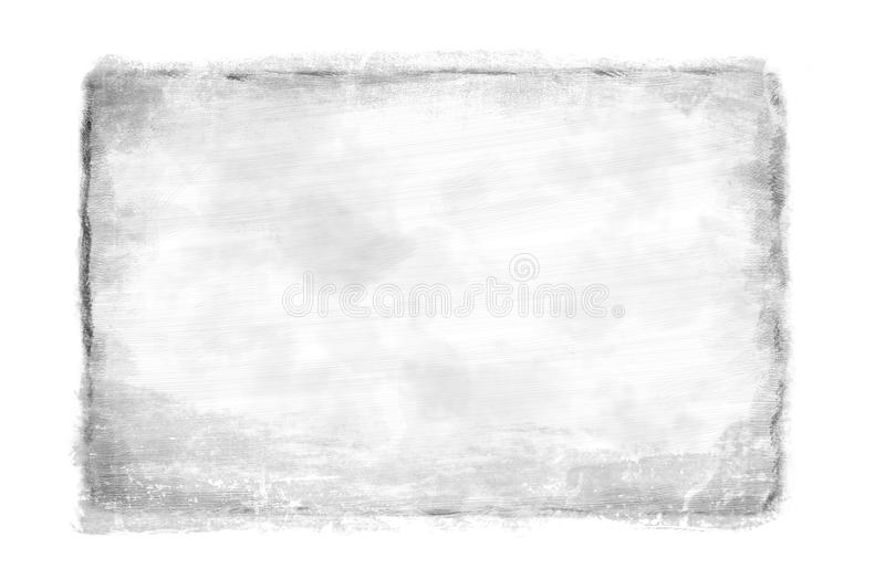 Fondo sporco su uno strato bianco fotografie stock