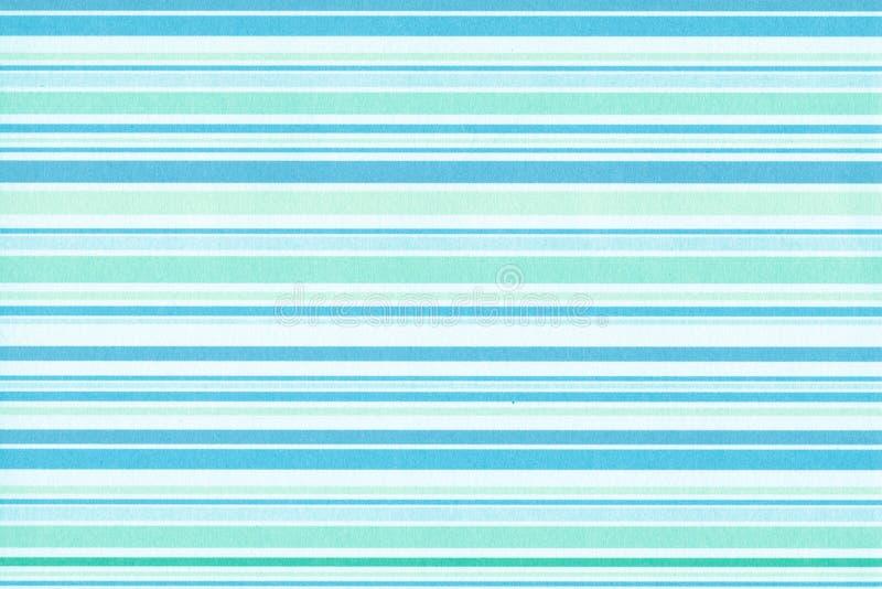 Fondo a strisce blu molle, struttura del tessuto, colori marini fotografie stock libere da diritti