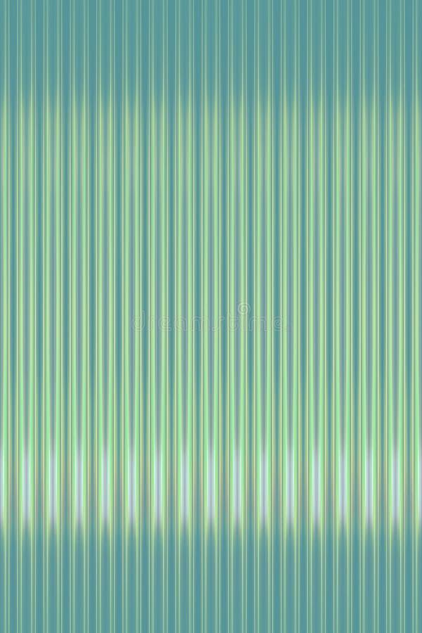 Fondo a strisce verde chiaro illustrazione vettoriale