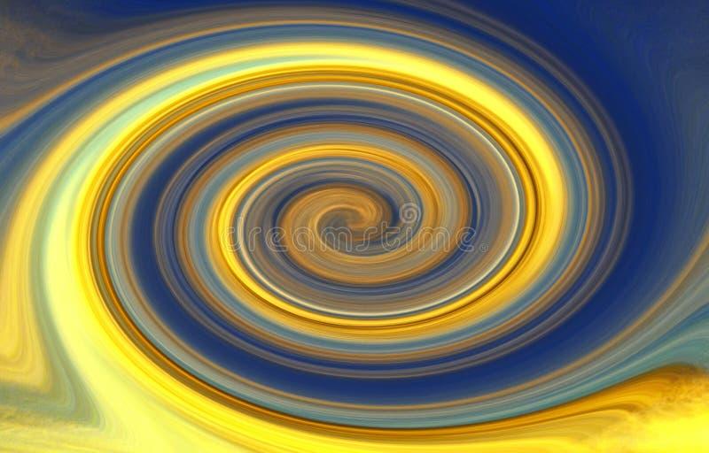 Fondo, struttura, colori gialli, blu, blu, di contrapposizioni luminosi fotografia stock