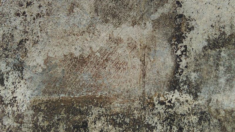Fondo-struttura di lerciume del fondo concreto del pavimento per l'estratto della creazione immagine stock libera da diritti