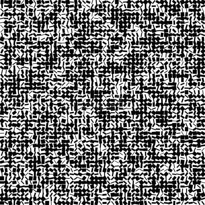 Fondo/struttura geometrici astratti con il motivo variante illustrazione vettoriale