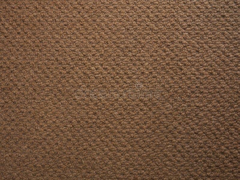 Fondo strutturato beige della lana fotografia stock