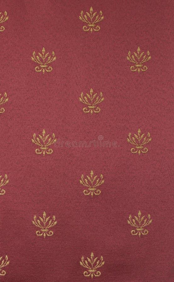 Fondo strutturato di alta risoluzione della tela di tela del tessuto fotografie stock
