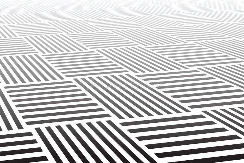 Fondo strutturato geometrico astratto. royalty illustrazione gratis