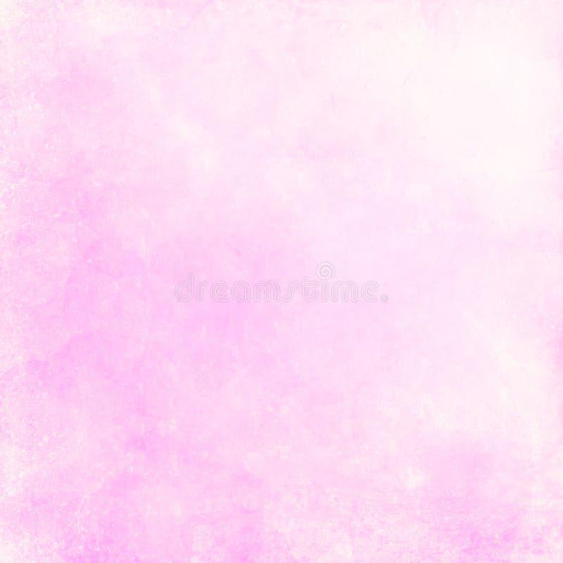 Fondo suave en colores en colores pastel stock de ilustración