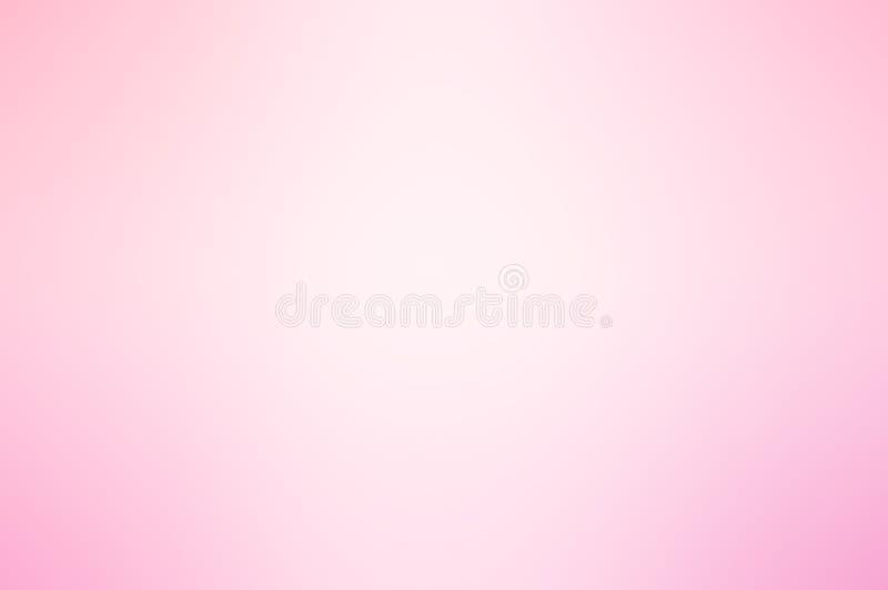 Fondo suavemente rosado y blanco de la pendiente fotos de archivo
