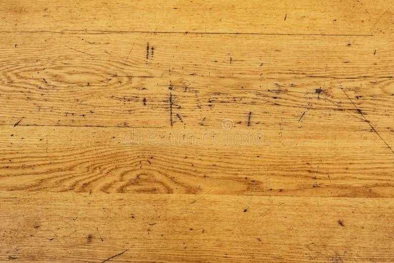 Fondo sucio de madera con el espacio para el texto o la imagen fotos de archivo libres de regalías