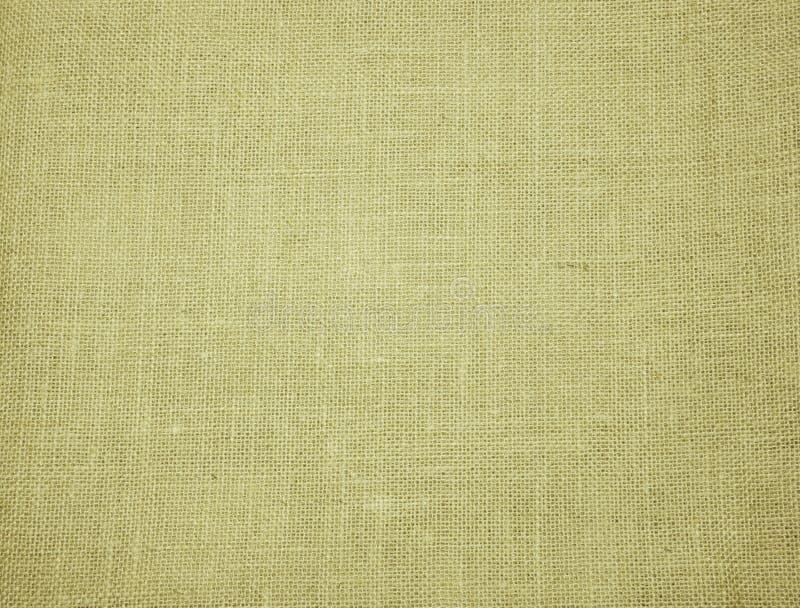 Fondo tejido harpillera de la textura de la arpillera imagen de archivo