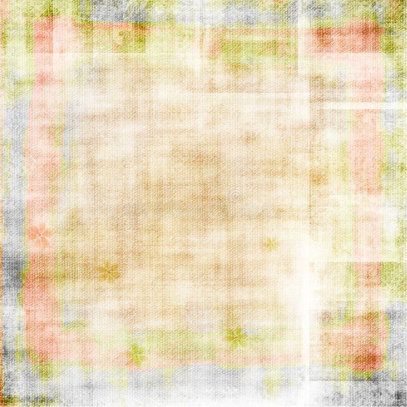 Fondo textured suavemente amarillento fotos de archivo