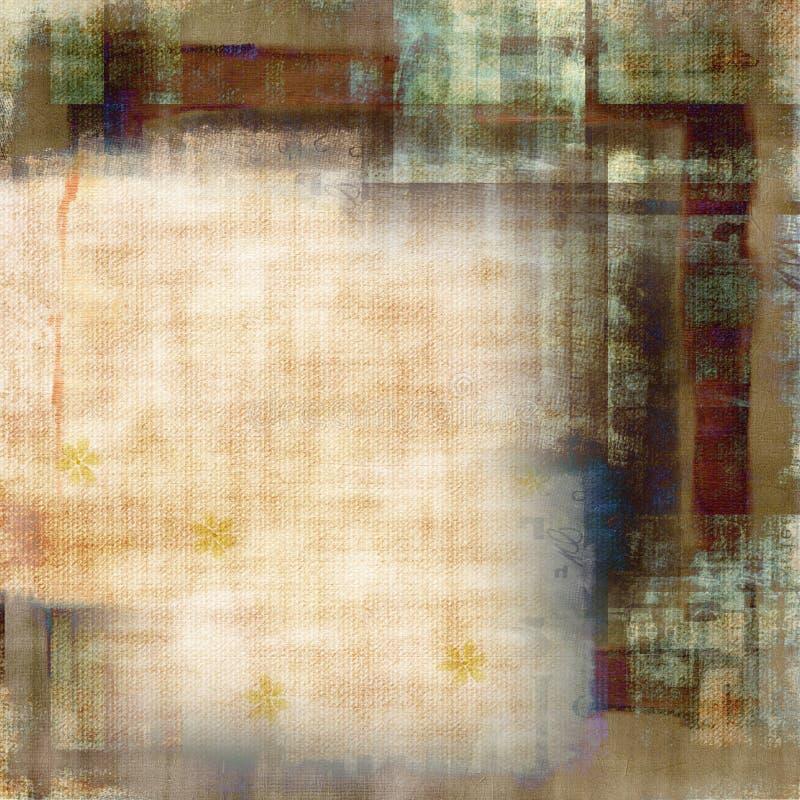 Fondo textured suavemente amarillento imágenes de archivo libres de regalías