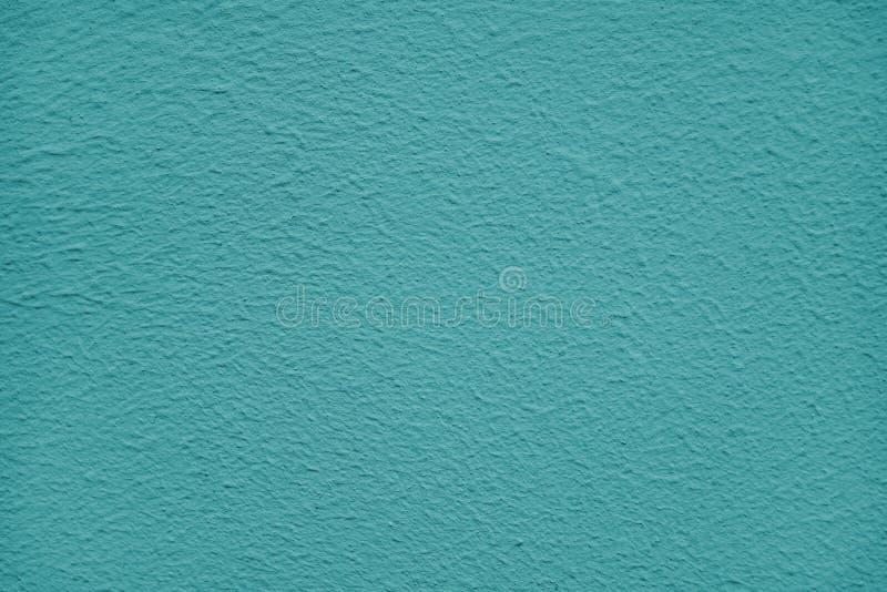 Fondo texturizado abstracto: viejo modelo de la pared de ladrillo de la turquesa foto de archivo