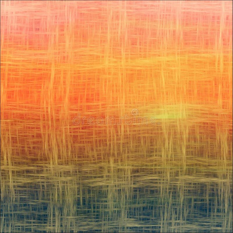 Fondo texturizado armadura de la puesta del sol/de la salida del sol imágenes de archivo libres de regalías