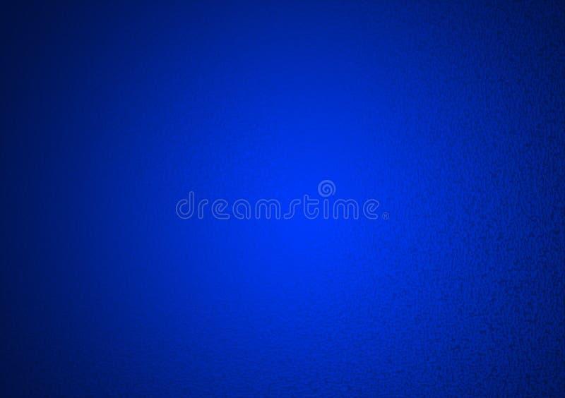 Fondo texturizado azul llano de la pendiente imagen de archivo