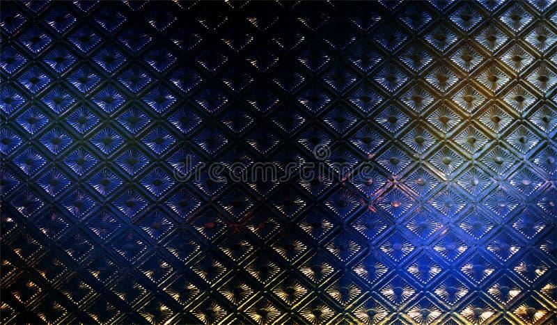 Fondo texturizado brillante sombreado multicolor del extracto con efectos luminosos Fondo, papel pintado fotografía de archivo libre de regalías