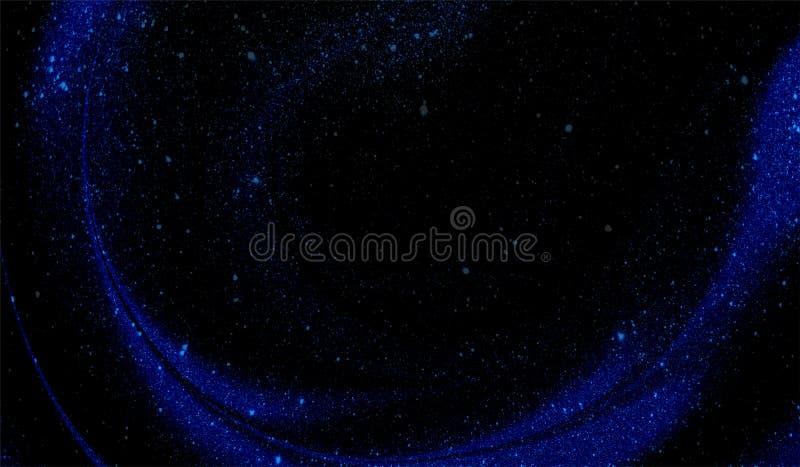 Fondo texturizado brillo sombreado azul del extracto con efectos luminosos Fondo, papel pintado fotografía de archivo libre de regalías