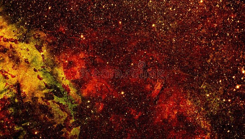 Fondo texturizado brillo sombreado multicolor del extracto con efectos luminosos wallpaper imágenes de archivo libres de regalías