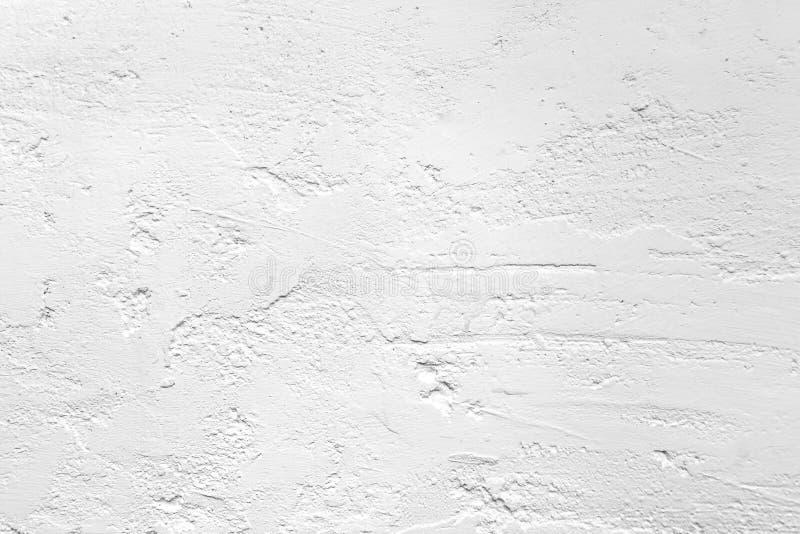 fondo texturizado concreto coloreado blanco del contraste bajo con aspereza e irregularidades imagen de archivo libre de regalías