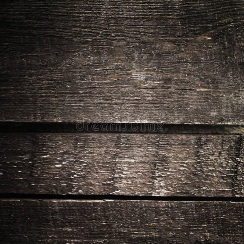 Fondo texturizado de madera, foto cuadrada Contexto de madera rústico c fotografía de archivo libre de regalías