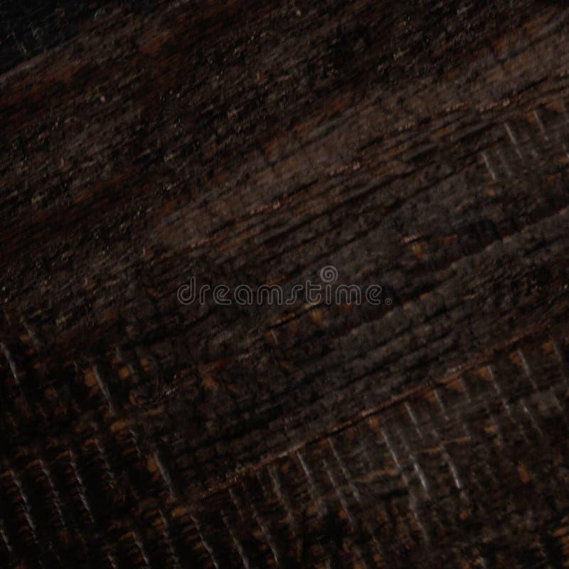 Fondo texturizado de madera oscuro con el viejo modelo natural, empt imagen de archivo