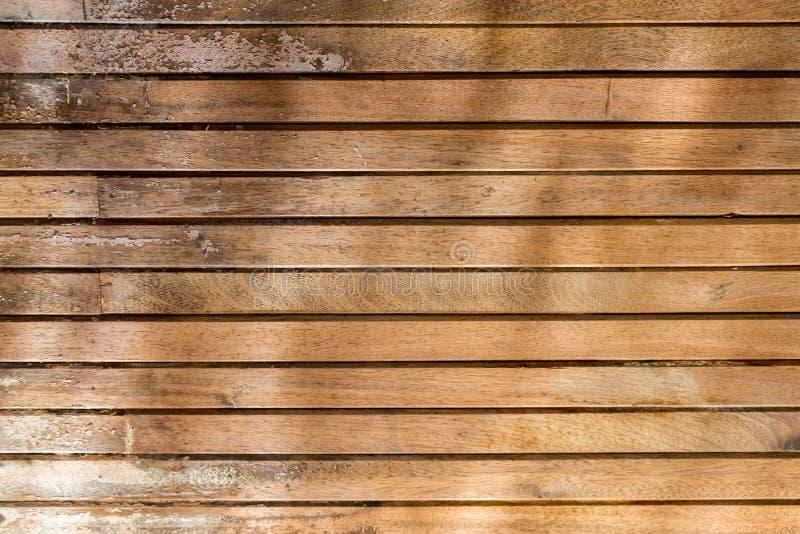 Fondo texturizado grano de madera del tablón fotos de archivo libres de regalías