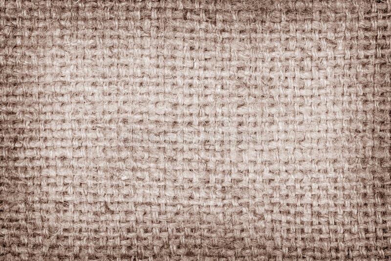 Download Fondo Texturizado Marrón De La Harpillera Imagen de archivo - Imagen de trenzado, paño: 42425403