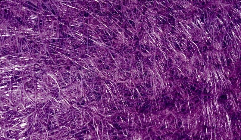 Fondo texturizado reluciente metálico brillante de la violeta del extracto con efectos luminosos Fondo, papel pintado foto de archivo