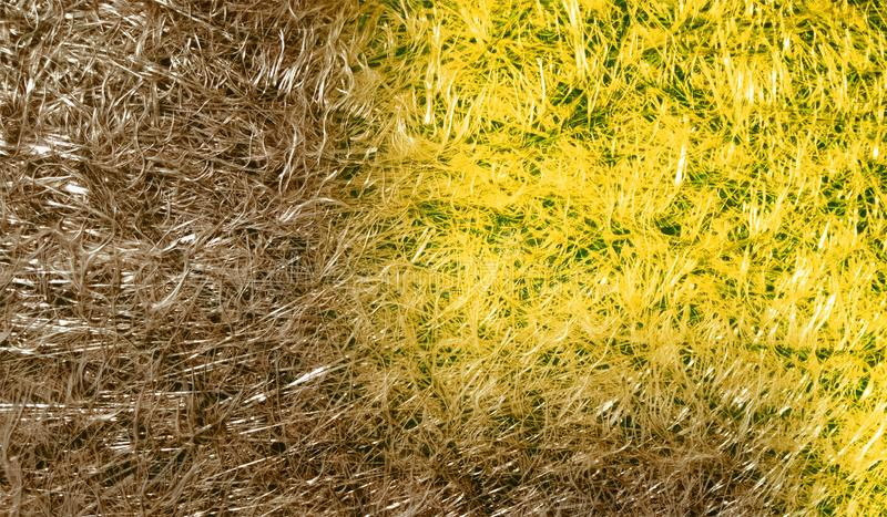 Fondo texturizado reluciente metálico brillante sombreado multicolor del extracto con efectos luminosos Fondo, papel pintado imagenes de archivo