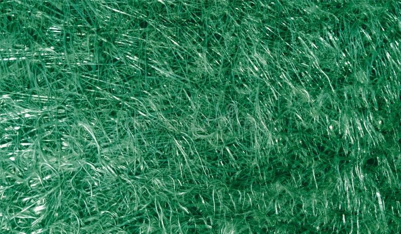 Fondo texturizado reluciente metálico brillante verde del extracto con efectos luminosos Fondo, papel pintado imágenes de archivo libres de regalías