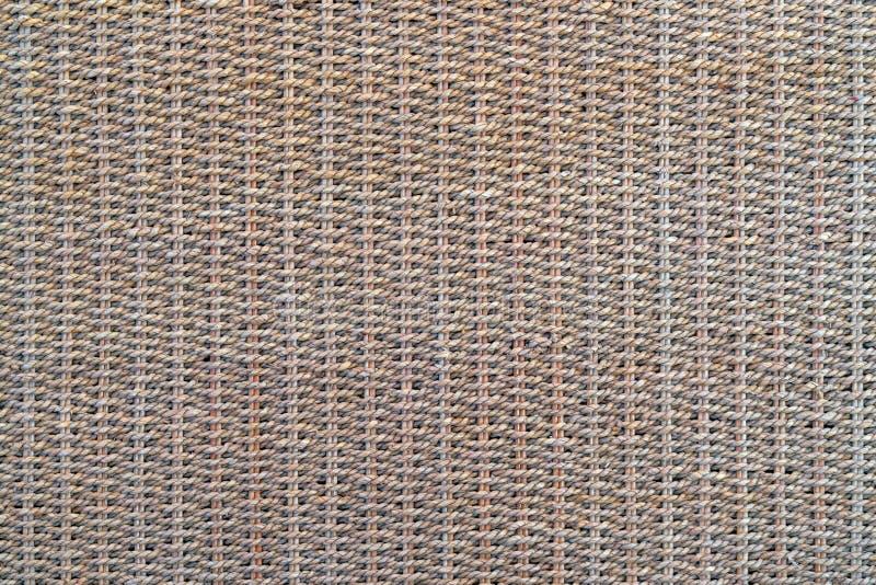 Fondo texturizado rota de mimbre de Brown en de alta resolución imagen de archivo
