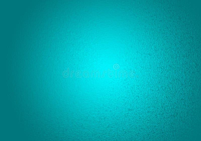Fondo texturizado turquesa llana de la pendiente imagenes de archivo