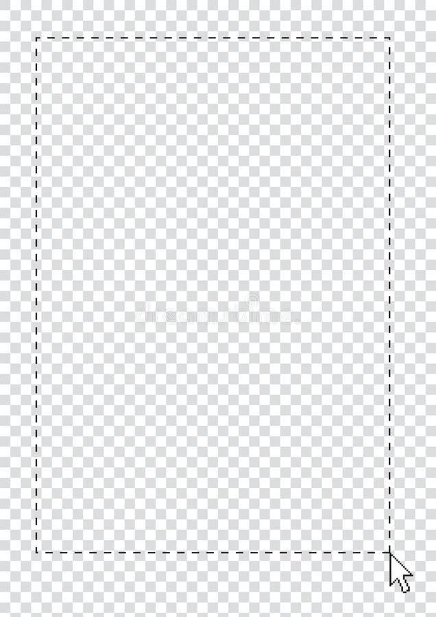 Fondo transparente libre illustration